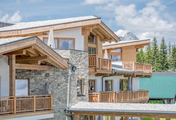 AlpenParks Chalet & Apartment Alpina Seefeld