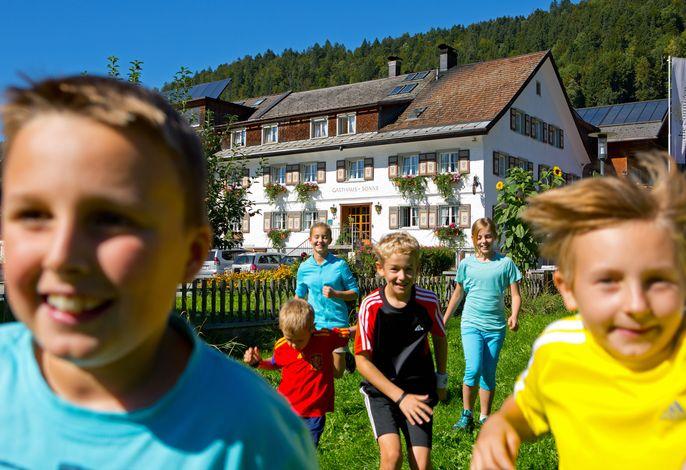 'die Sonnigen' Hotel Appartments und Familienspaß