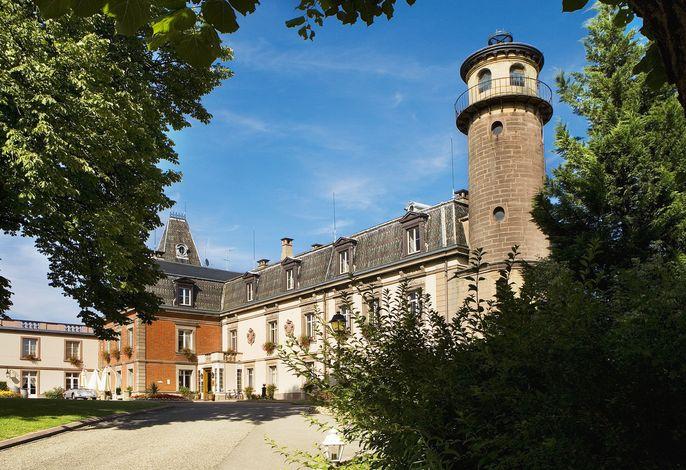 Chateau d Isenbourg Grandes Etapes Francaises