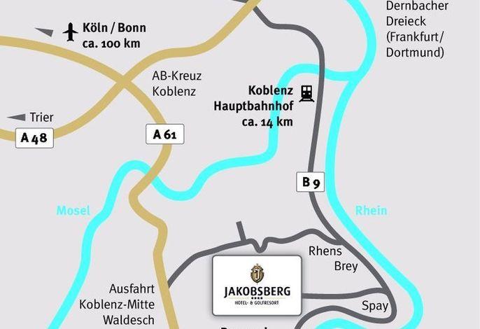 Jakobsberg Hotel & Golf Resort