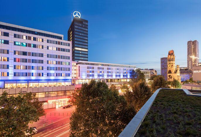 Hotel Palace Berlin am Kurfürstendamm