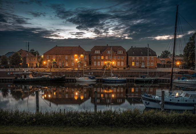 Packhaus Hotel & Restaurant - Wangerland / Hooksiel / Weser-Ems