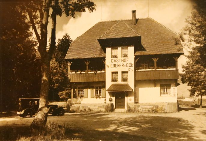 Wiedener Eck Berghotel
