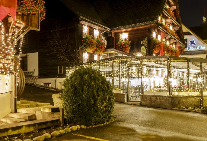 Swiss Chalet Lodge Swiss-Chalet Merlischachen