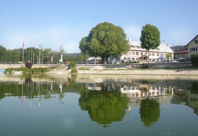 Hôtel de la Truite Vallée de Joux