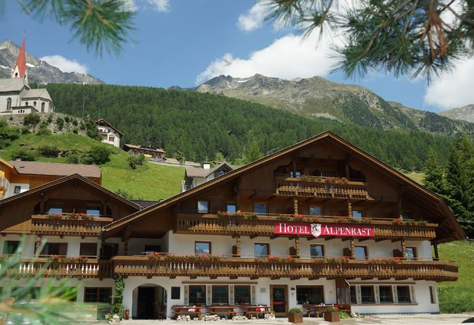 Alpenrast Berghotel