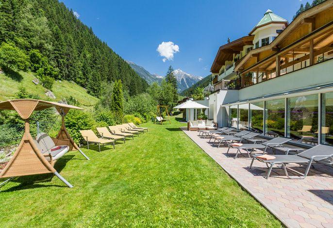 Alpin Lodge das Zillergrund