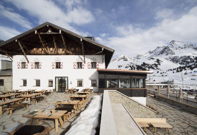 Jagdschloss Innsbruck-Kühtai