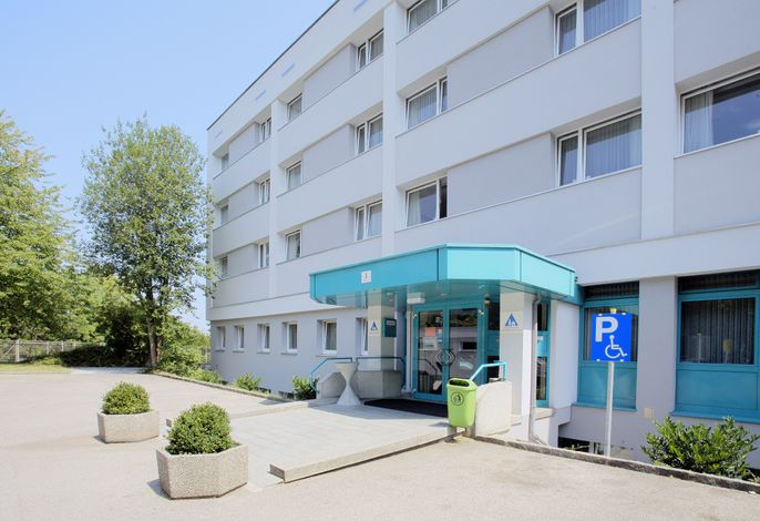 Jugendgästehaus Linz