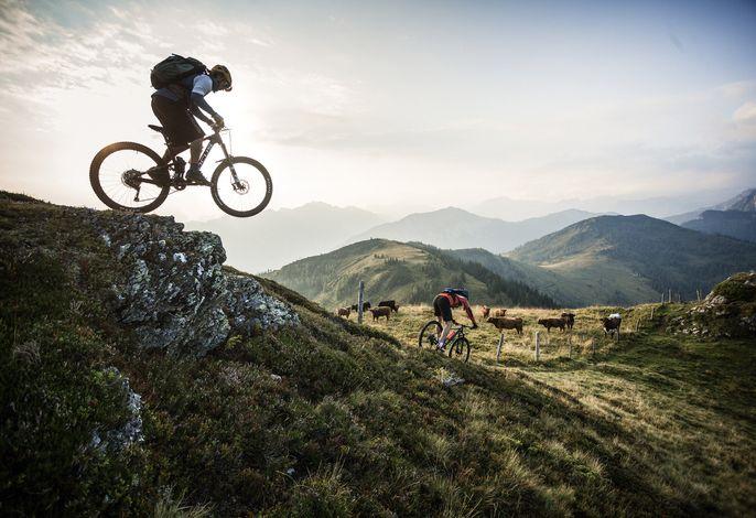 Bike- & Skihotelanlage Tauernhof Funsport