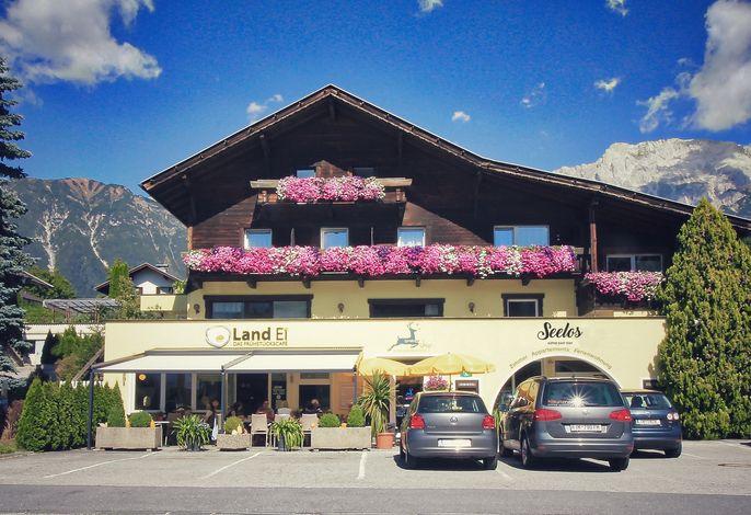 Pension Seelos - Alpine Easy Stay