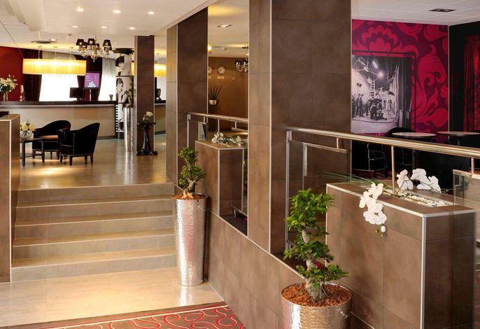 Hôtel Mercure Bordeaux Centre Gare Saint-Jean