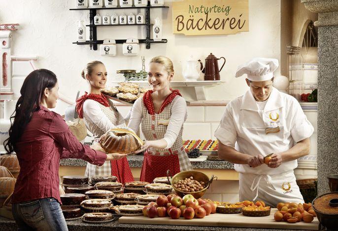 Landzeit Autobahnrestaurant Voralpenkreuz