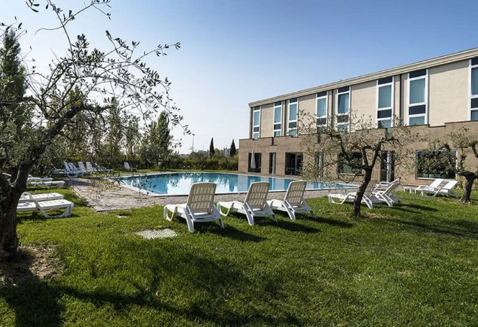 Arezzo Park Hotel A Point Hotel