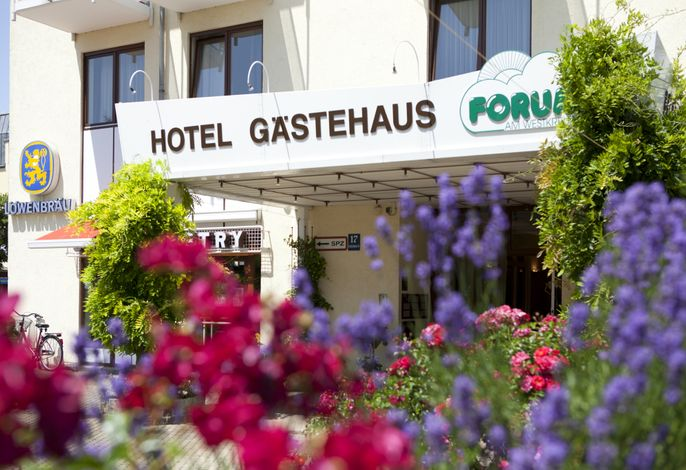 Gästehaus Forum am Westkreuz