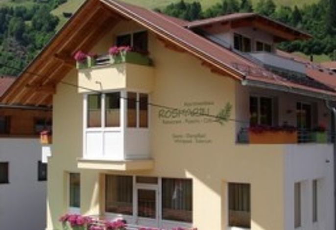 Apartmenthaus Rosmarin Apart-Hotel