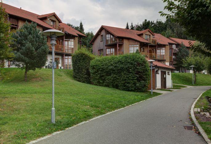 Glasgarten Feriendorf