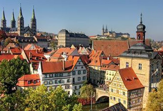 Ferienwohnung am Rathaus Bamberg Appartement