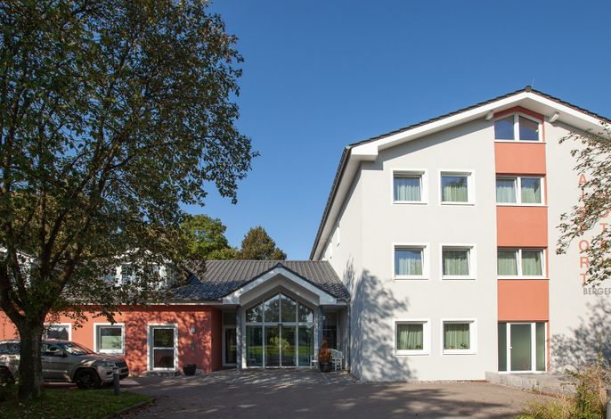 Bergers Airporthotel Memmingen