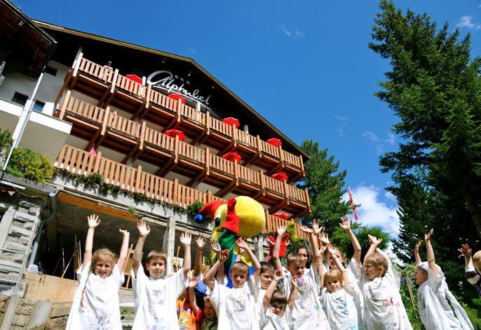 Swiss Family Hotel Alphubel Kidshotel Saas-Fee