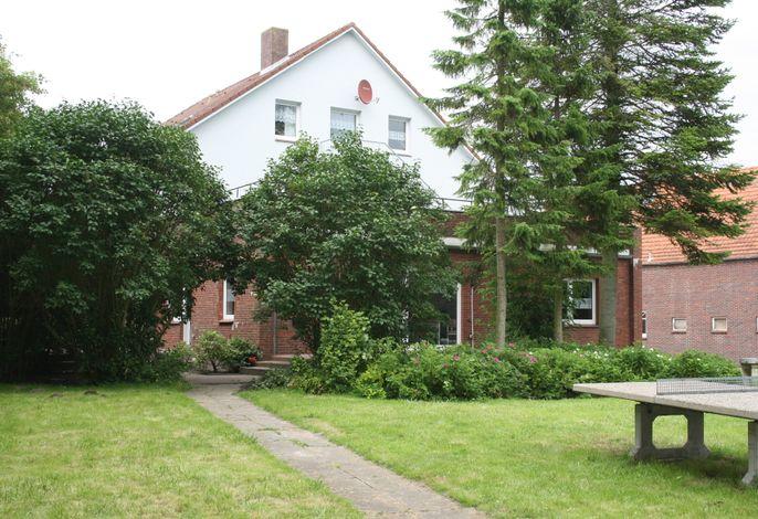 Seestern Apartmenthaus - Dornum / Dornumerland