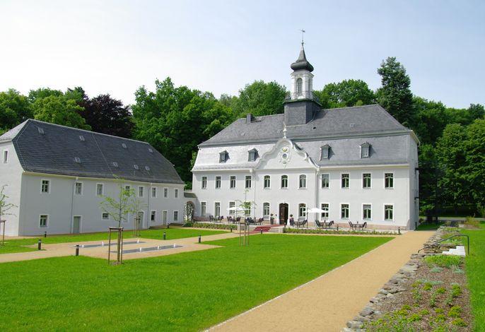Hotel Schloss Rabenstein
