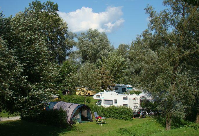 Au an der Donau Camping & Pension