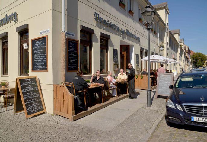 Pension und Brasserie zu Gutenberg