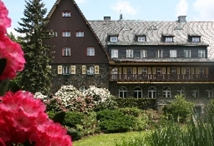 Jagdhaus Waldidyll Romantik Hotel