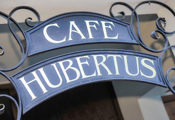 Hubertus Hotel Café Konditorei