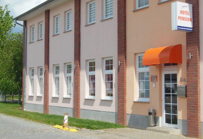 Hotel Pension Schwerin Haus Schreiber