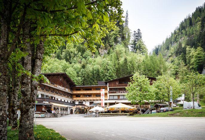 Alpengasthof & Alpencafe Eng