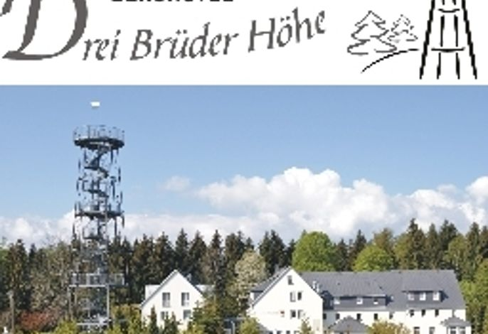 Drei Brüder Höhe Berghotel