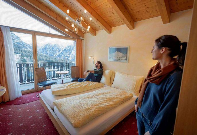 Matterhorn Valley Hotel Hannigalp