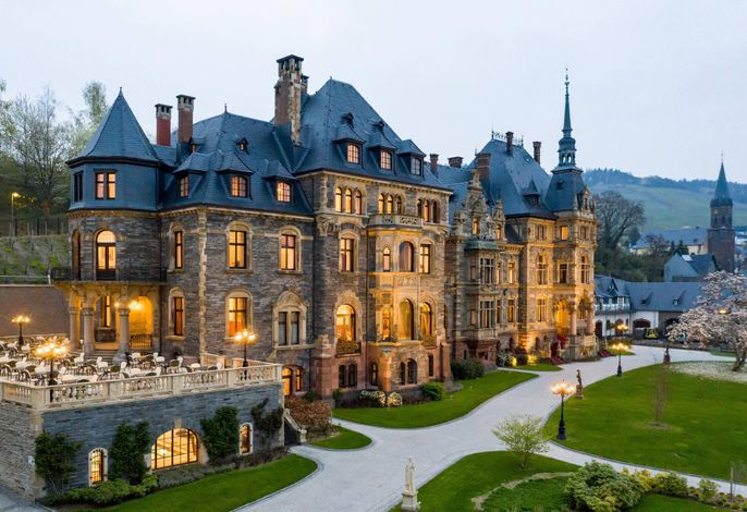 Schloss Lieser Autograph Collection
