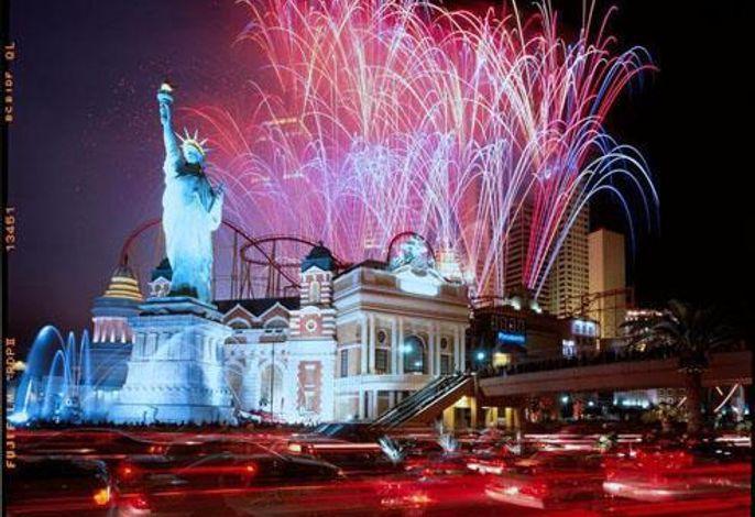 MGM New York New York Hotel and Casino