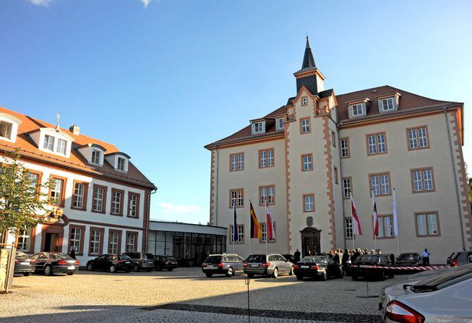 Schloss Geisa Point Alpha Akademie