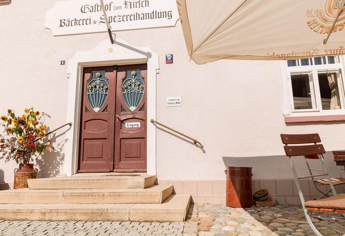 Hirsch Historischer Dorfgasthof