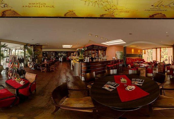 Moness Hotel und Kaffeerösterei