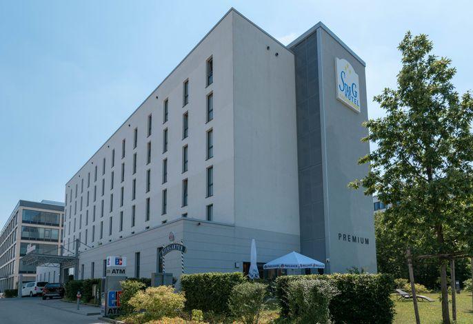 Star G Hotel Premium München Domagkstrasse