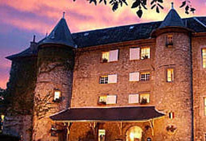 Chateau des Comtes de Challes