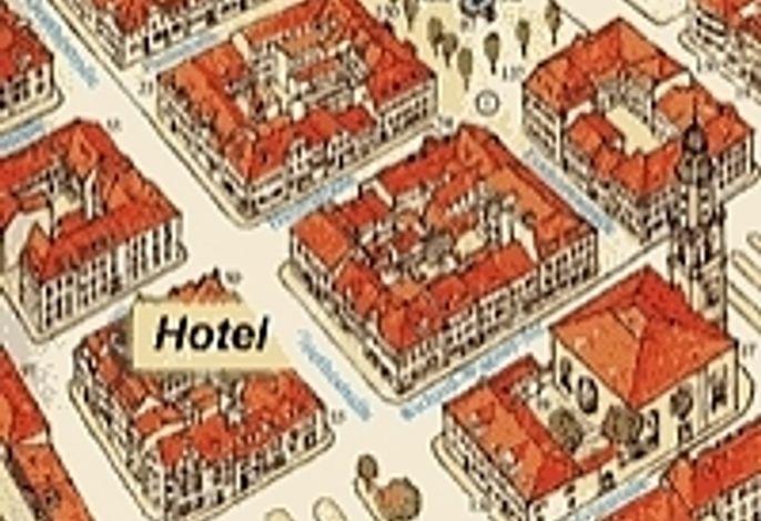 Fränkischer Hof (Reception closes at 8pm)