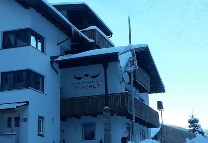 Alpen-Appartements Zürcher