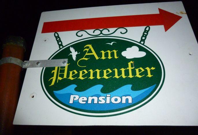 Pension am Peeneufer UG