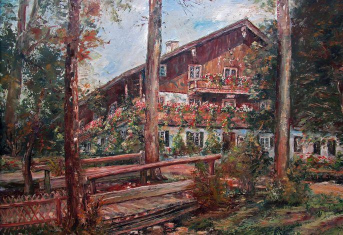 Ramsau - das Gasthaus