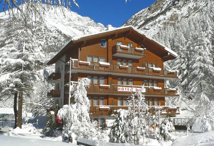 Ski-in/Ski-out Hotel Sport