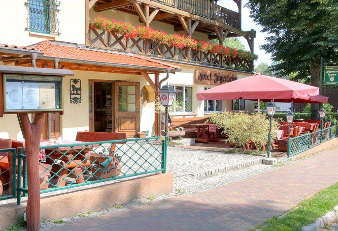 Jägerheim Ützdorf am Liepnitzsee