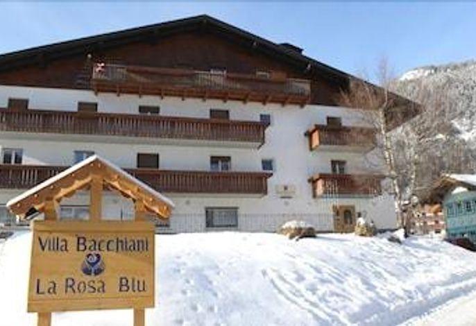 Villa Bacchiani - La Rosa Blu