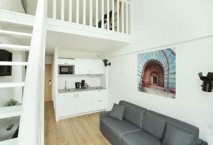 Short Stay Group Residence Les Lilas Serviced Apartments