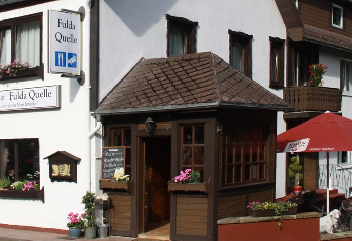Genussgasthof Fuldaquelle & Berghof Wasserkuppe